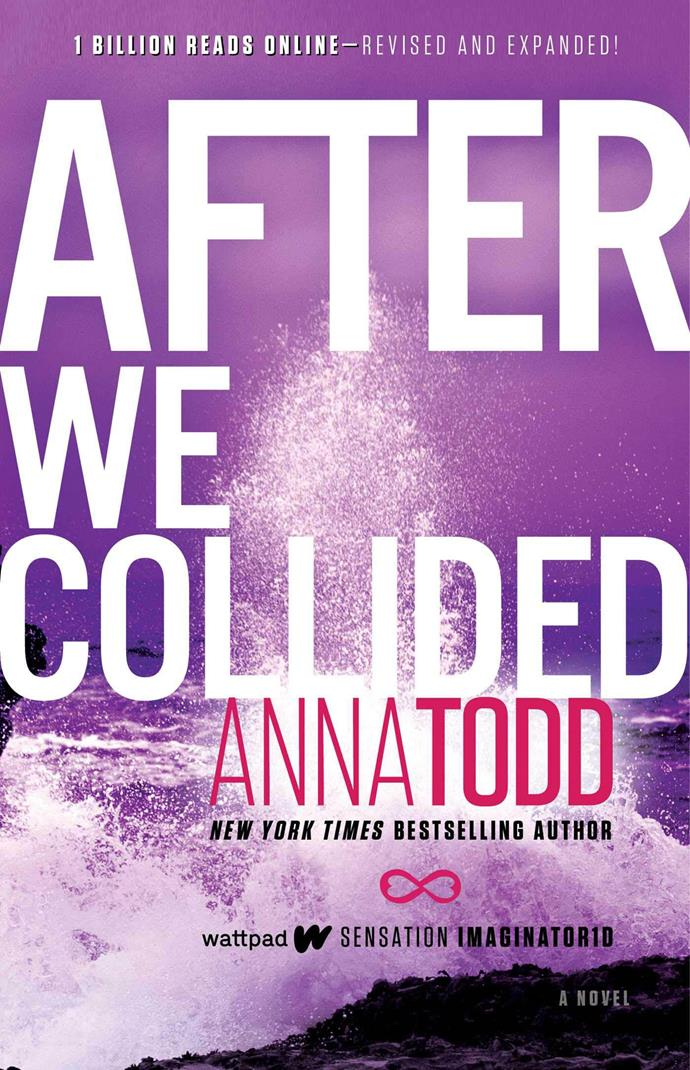 "***After We Collided*** **by Anna Todd**<br><br>  The sequel to the best-selling *After*, Anna Todd's tumultuous tale of young lovers Tessa Young ([Josephine Langford](https://www.elle.com.au/culture/who-is-josephine-langford-19917|target=""_blank"")) and Hardin Scott ([Hero Fiennes-Tiffin](https://www.elle.com.au/celebrity/josephine-langford-hero-fiennes-tiffin-dating-20225