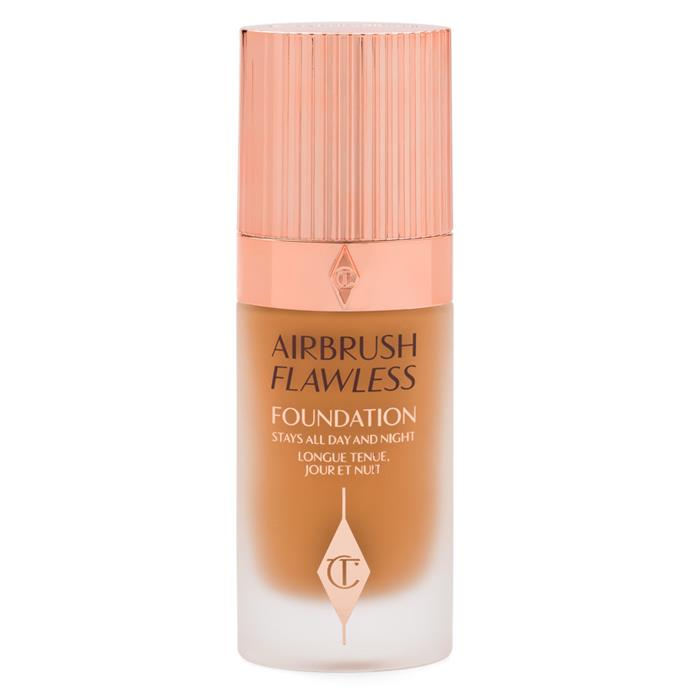 "**Best For: The Night Shift** <br><br> The latest foundation by the queen of glow works to actually improve the skin while providing flawless, matte coverage for hours on end. <br><br> *Charlotte Tilbury Airbrush Flawless Foundation, $65 at [Charlotte Tilbury](https://www.charlottetilbury.com/au/product/airbrush-flawless-foundation-shade-1-cool?istCompanyId=56299521-1eab-42aa-9254-4ed5ecf8b222&istFeedId=c38aa0cc-eb6e-4106-8d71-45a0fc6480ec&istItemId=ixlwwqilw&istBid=tztx&gclid=CjwKCAiAluLvBRASEiwAAbX3GXMNZ8xPZNqeciDif9rVxOdctlxc46VW6yBB2X2YmjK5j2mwsg_pJhoCyXkQAvD_BwE&gclsrc=aw.ds|target=""_blank""