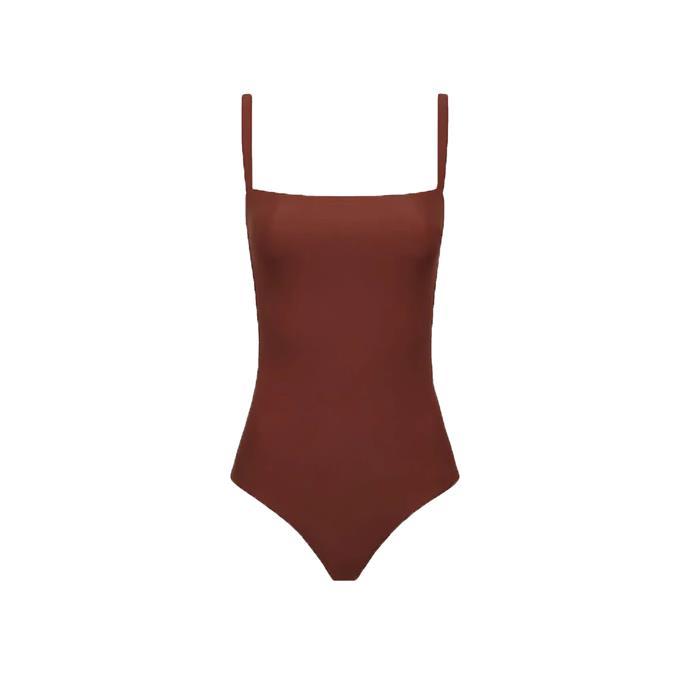 "Swimsuit, $300 by [Matteau](https://fave.co/35LMxCR|target=""_blank""|rel=""nofollow"")."