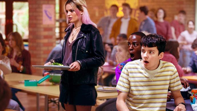 ***Sex Education: Season 2*** **(17/1/2020)**<br><br>  Sex. It's on teenage minds. It's messing with their heads. And this kid is the least likely sexpert in the schoolyard. The teen series returns for its second season.