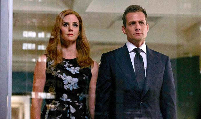 ***Suits: Season 8*** **(24/01/2020)**<br><br>  Harvey and Zane grapple over who should lead as the firm works through its transition.