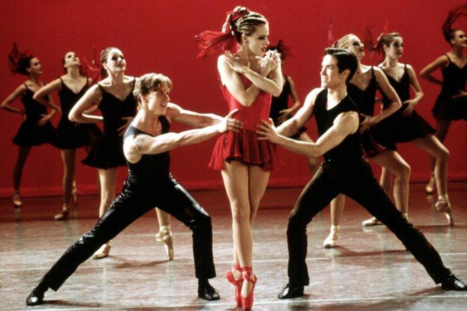 ***Centre Stage*** **(01/01/2020)**<br><br>  A group of 12 teenagers from various backgrounds enroll at the American Ballet Academy in New York to make it as ballet dancers and each one deals with the problems and stress of training and getting ahead in the world of dance.