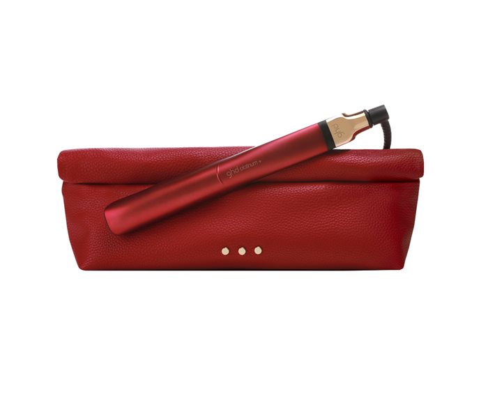 "**Limited Edition Deep Scarlet Platinum+ Styler, $355 by [ghd](https://www.ghdhair.com/au/limited-edition-ghds/platinum-plus-deep-scarlet|target=""_blank"")**<br> This scarlet styler can be personalised with a name or a note; it's the 2020 way to send a Valentine."