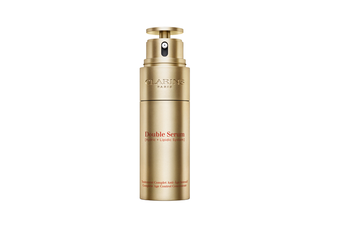"**Limited Edition Golden Double Serum, $142 by [Clarins](https://www.clarins.com.au/double-serum---lunar-new-year-2020/80062098.html|target=""_blank"")**<br><br/> Clarins' beloved Double Serum is dressed up in gold to celebrate Lunar New Year (*and* to reflect the golden ratio of its formula's oil and water balance). Use it on your face now, display it on your nightstand forever."
