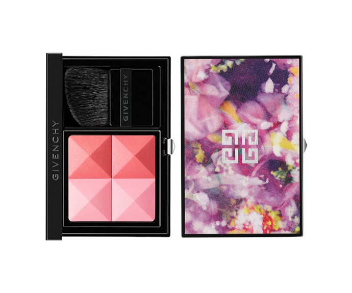 **Limited Edition Prisme Blush in No. 3 Spice by Givenchy, $71 at Myer (launching January 19)**<br> Make *yourself* blush with this multi-prism Givenchy rouge.