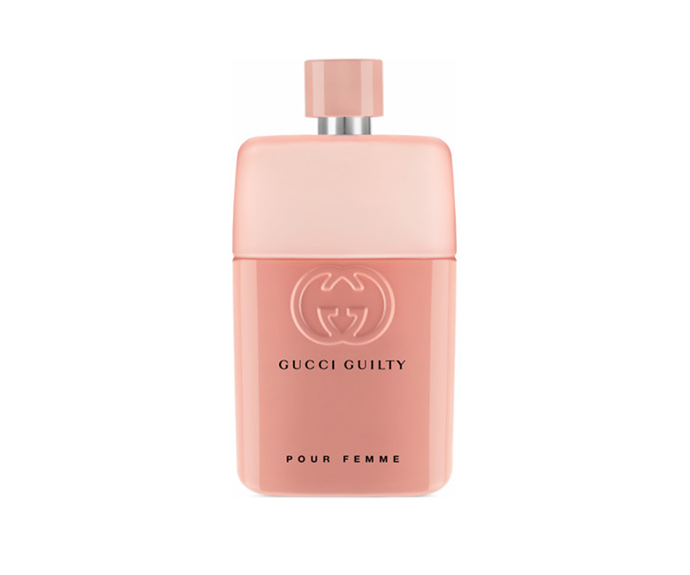 **Gucci Guilty Love Edition Pour Femme by Gucci, $145 at David Jones (launching January 26)**<br> Consider this a setup with your scent soulmate: it's a femme floriental, with a burst of bergamot to keep you on your toes.