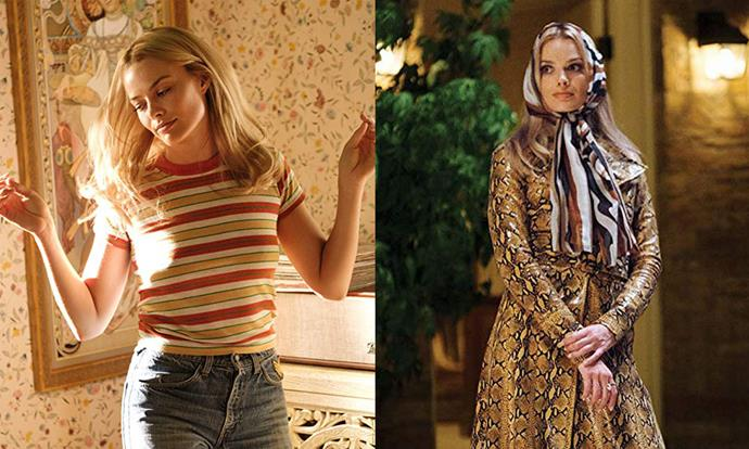"***Once Upon a Time in Hollywood* (2019)** <br><br> Among many other attributes, *Once Upon a Time in Hollywood* gave us Margot Robbie's spot-on portrayal of '60s screen siren [Sharon Tate](https://www.harpersbazaar.com.au/beauty/margot-robbie-sharon-tate-18711|target=""_blank""), right down to the effortlessly glamorous hair and makeup looks. On another note, *that* black turtleneck look will be etched into our minds forever."