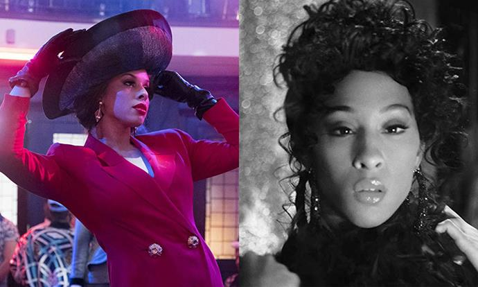 ***POSE* (TV series, 2018—)** <br><br> Featuring the acclaimed performances of stars like Indya Moore, Billy Porter and MJ Rodriguez, *POSE*'s vivid depiction of New York's LGBTQ+ nightlife scene in the late '80s and early '90s is nothing short of a spectacle (featuring glamorous hair and makeup looks to match).