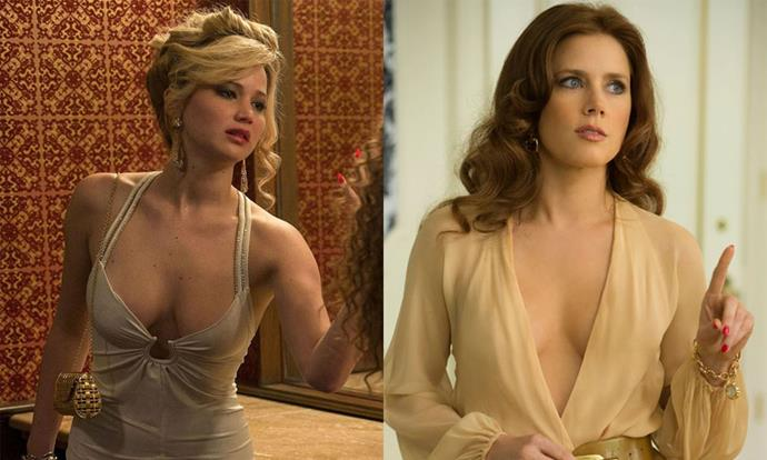 ***American Hustle* (2013)** <br><br> Jennifer Lawrence and Amy Adams' reinventions as '70s mob wives in *American Hustle* were so extra, that we're sure each look took half a can of hairspray to maintain.