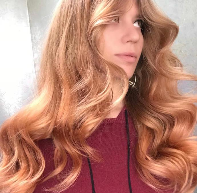 "**WOODY ROSE PINK**<br><br>  **Renya Xydis, Creative Director and Founder of [Valonz](https://www.valonz.com.au/|target=""_blank""