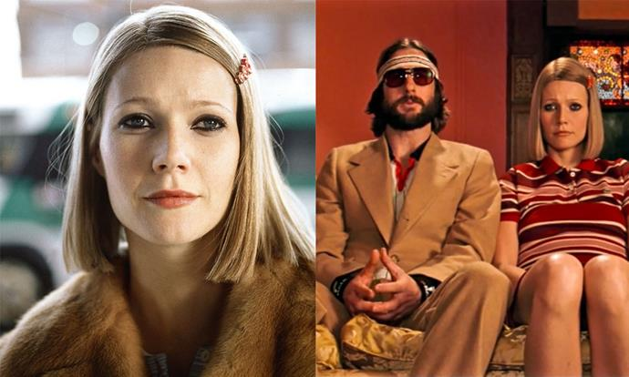 ***The Royal Tenenbaums* (2001)** <br><br> For director Wes Anderson's quirky cult classic, the usually glamorous Gwyneth Paltrow stepped outside of her comfort zone with this blunt, straight bob, which we'd argue made hairclips cool again.