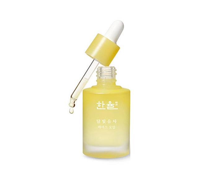 "**Yuja Facial Oil by Hanyul, $79 at [Boniik](https://boniik.com.au/collections/facial-oil-and-balm/products/hanyul-yuja-facial-oil|target=""_blank"")**<br> Packed with vitamins, it leaves behind plenty of radiance, but no sticky residue."