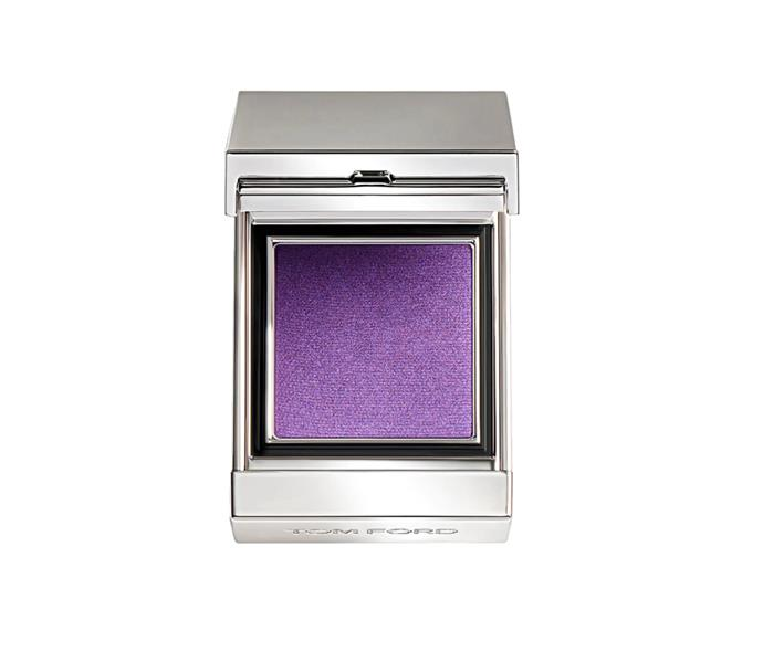 """**The shade: Amethyst<br>Shadow Extreme in Deep Purple by Tom Ford, $50 at [David Jones](https://www.davidjones.com/beauty/eyes/eyeshadow/21672227/Shadow-Extreme.html