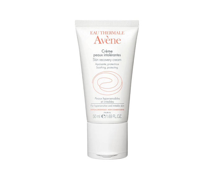 """**Rich Skin Recovery Cream by Avène, $38.99 at [Priceline](https://www.priceline.com.au/avene-skin-recovery-cream-rich-50-ml