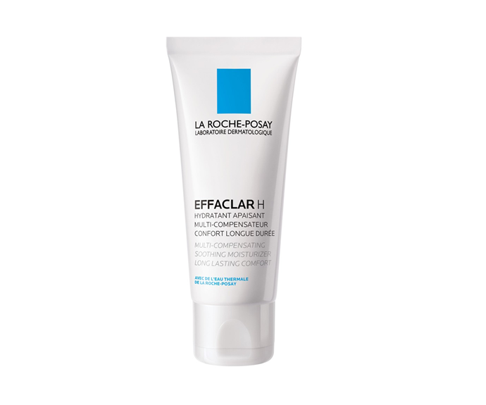 """**Effaclar H Soothing Moisturiser by La-Roche Posay, $31.95 at [Adore Beauty](https://go.skimresources.com?id=105419X1569491&xs=1&url=https%3A%2F%2Fwww.adorebeauty.com.au%2Fla-roche-posay%2Fla-roche-posay-effaclar-h-soothing-moisturiser-40ml.html