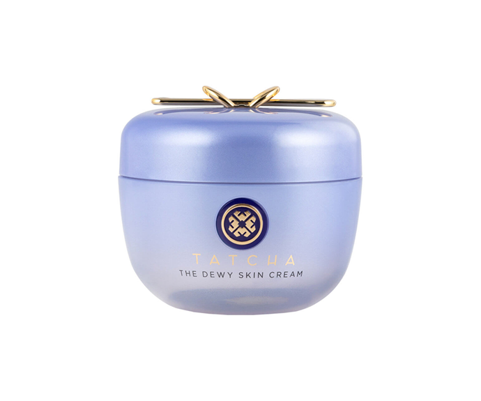 """**The Dewy Skin Cream by Tatcha, $104 at [MECCA](https://www.mecca.com.au/tatcha/the-dewy-skin-cream/I-036500.html?gclid=Cj0KCQiAmZDxBRDIARIsABnkbYQp_ZzlWK15imGQBTpu9Lre7UyRs2TFYeoi_lNj4uDe9RtcY6YMlssaAnjDEALw_wcB