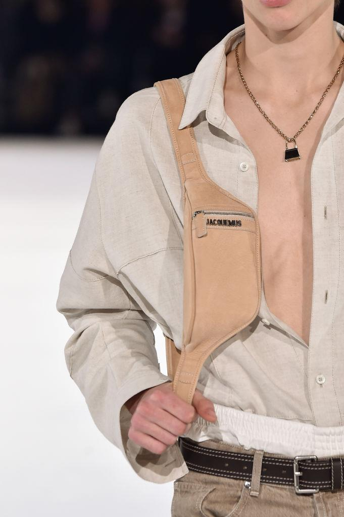 Accessories at Jacquemus menswear autumn/winter '20.