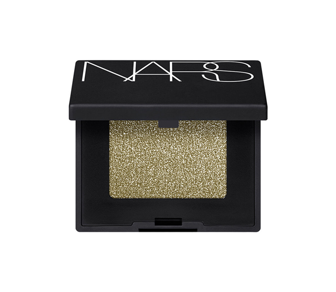 """**The shade: Olive<br>Hardwired Eyeshadow in Hellcat by NARS, $34 at [MECCA](https://www.mecca.com.au/nars/hardwired-eyeshadow/V-033381.html?cgpath=brands-nars-makeup-eyes