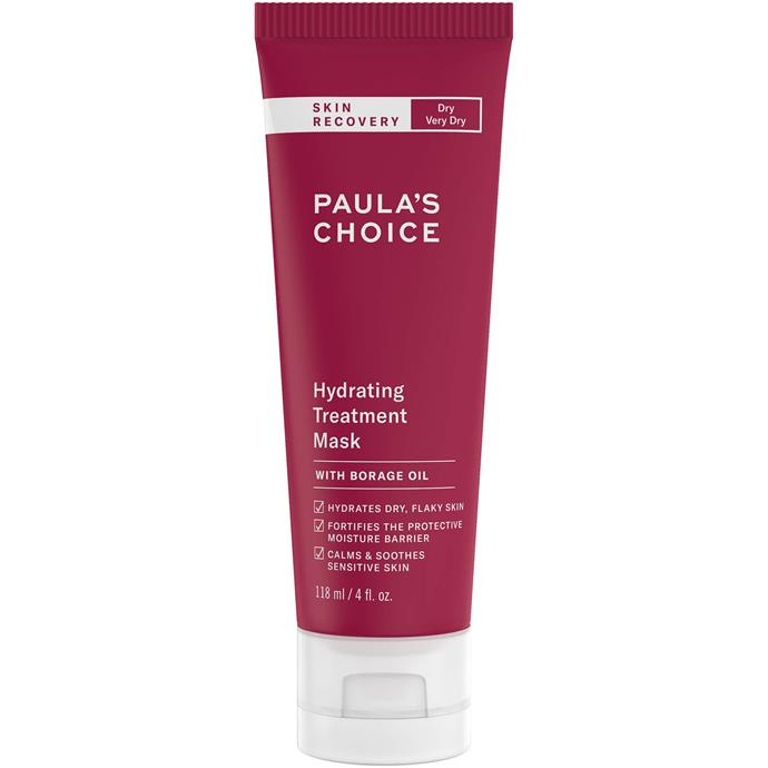 """**Hydrating Treatment Mask by Paula's Choice, $26.40 at [Paula's Choice](https://fave.co/2TH9X92