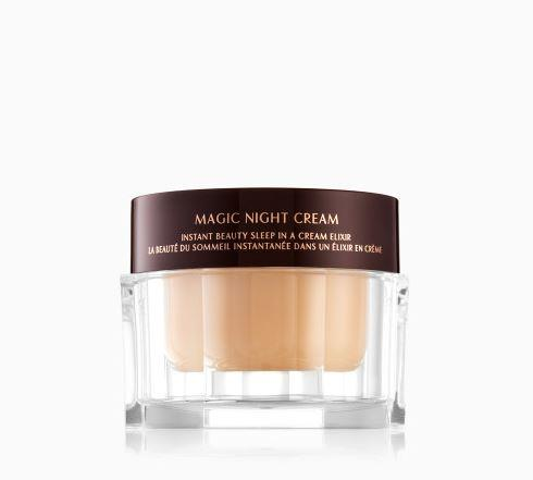 """**'Magic Night Cream' by Charlotte Tilbury, $60 at [Charlotte Tilbury](https://fave.co/37gZWmQ