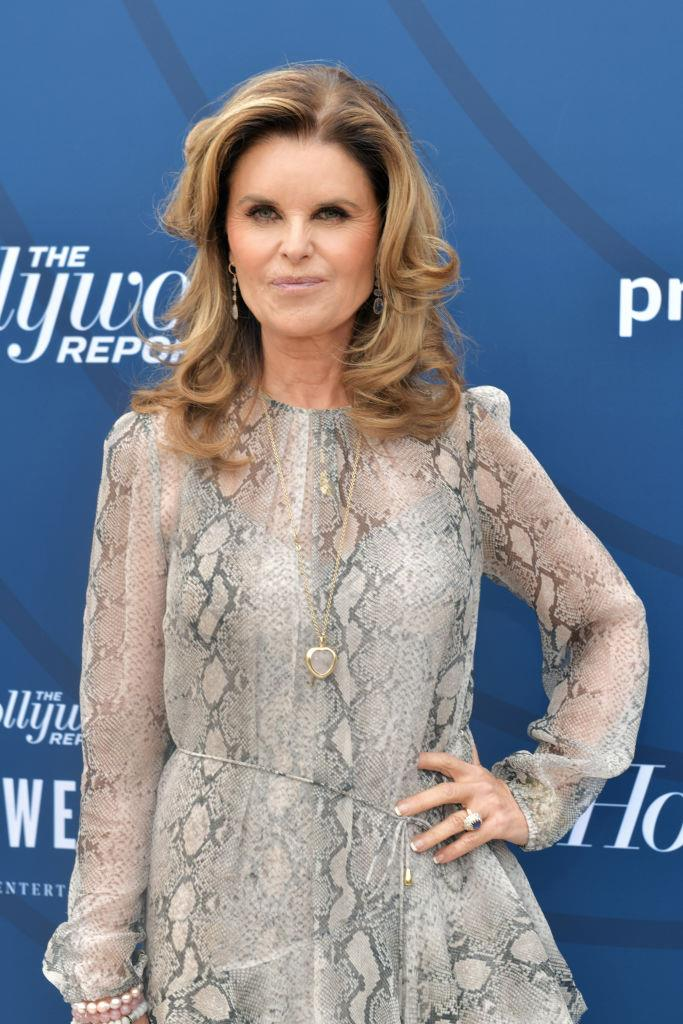 "**Maria Shriver** <br><br> Journalist Maria Shriver—the ex-wife of Arnold Schwarzenegger, and mother of [Katherine](http://www.lmukqi.tw/celebrity/who-is-katherine-schwarzenegger-19529|target=""_blank""
