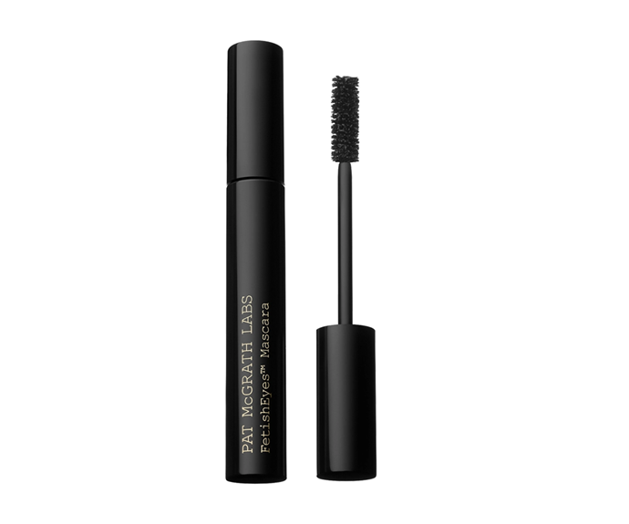 "**FetishEyes™ Mascara by Pat McGrath Labs, $47 at [Sephora](https://www.sephora.com.au/products/pat-mcgrath-fetisheyes-mascara/v/xtreme-black|target=""_blank"")**<br> Like eyelash extensions in a tube, this conditioning formula lifts and lengthens like a dream."