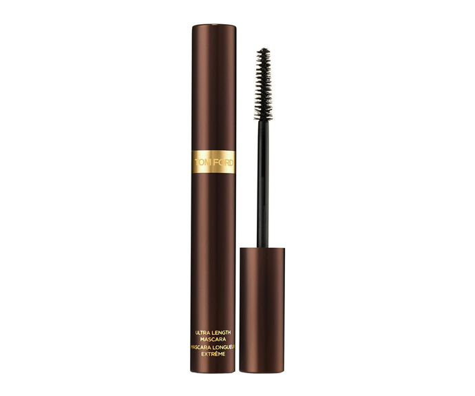 "**Ultra Length Mascara by Tom Ford, $70 at [Myer](https://go.skimresources.com?id=105419X1569491&xs=1&url=https%3A%2F%2Fwww.myer.com.au%2Fp%2Ftom-ford-beauty-642765070-1|target=""_blank"")**<br> No prizes for guessing this guy's goal; it's in the name. And *boy*, does it deliver."