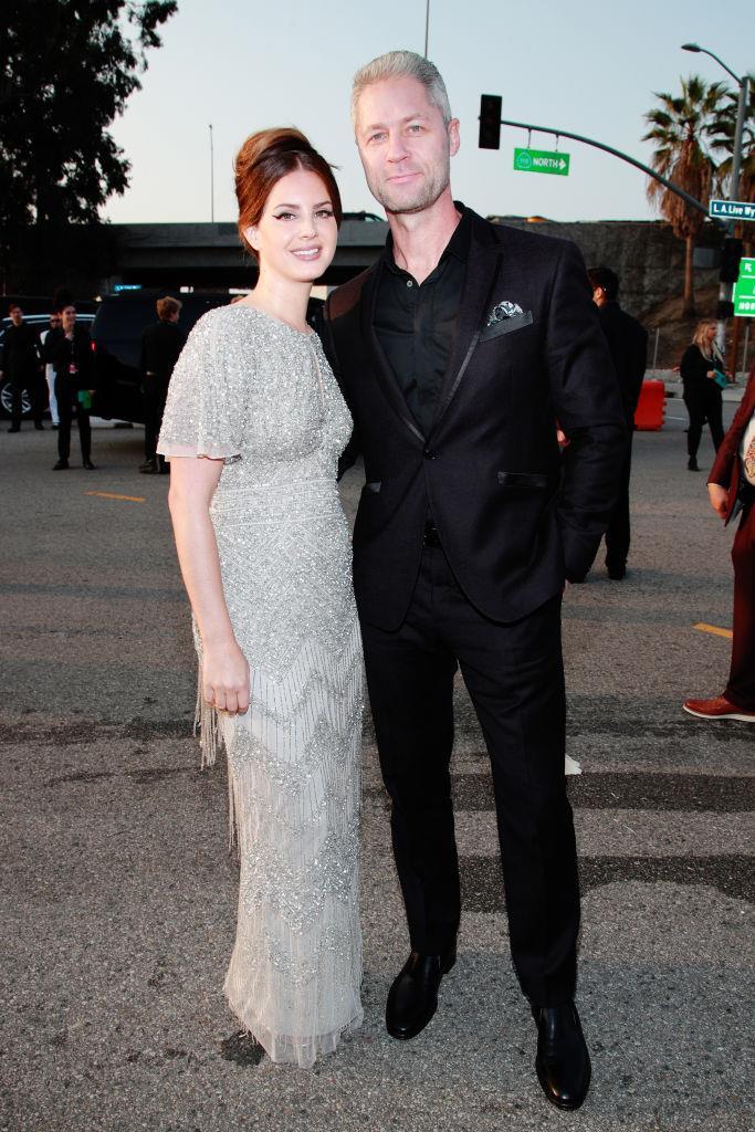 Lana del Rey and Sean Larkin