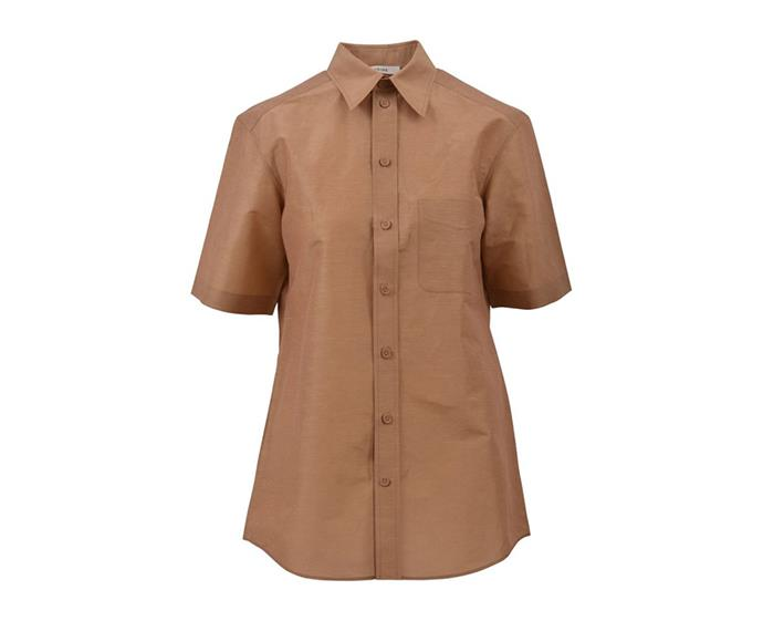 """**Short-sleeved shirt by Céline, $1000.34 at [Cettire](https://au.cettire.com/products/shirt-59