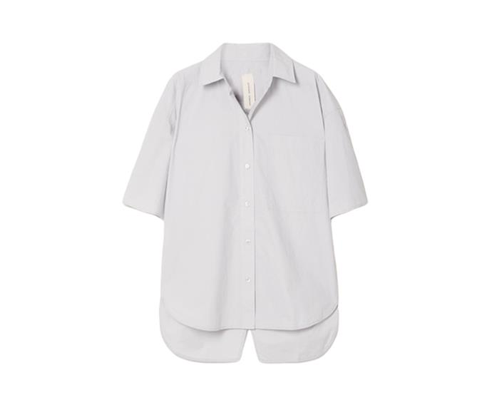 """**Organic cotton poplin shirt by Lee Matthews, $299.03 at [Net-a-Porter](https://www.net-a-porter.com/au/en/product/1211191