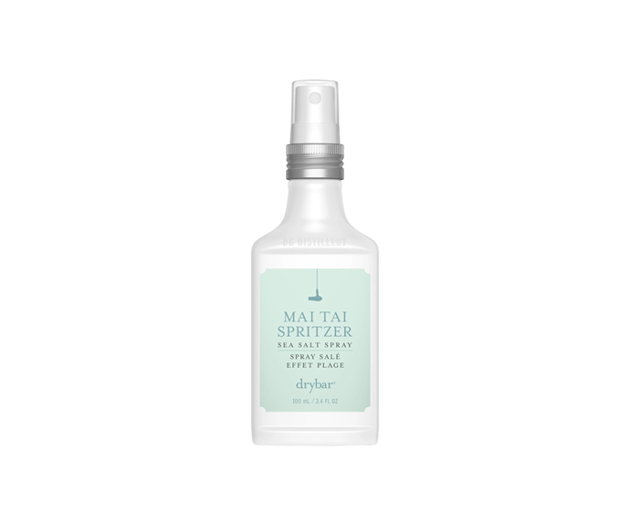 """**Mai Tai Spritzer Sea Salt Spray by Drybar, $34 at [Sephora](https://www.sephora.com.au/products/drybar-mai-tai-spritzer-sea-salt-spray/v/default