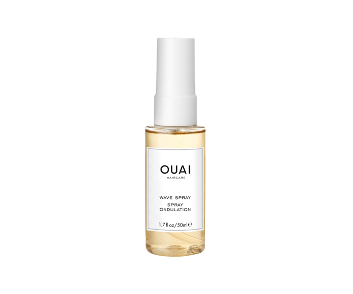 """**Wave Spray by Ouai, $20 at [Sephora](https://www.sephora.com.au/products/ouai-wave-spray/v/50ml