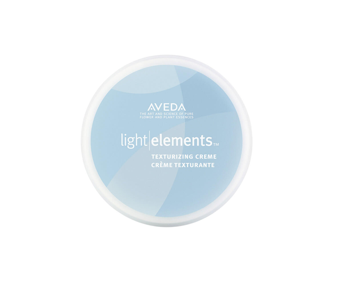 """**Light Elements Texturising Cream by Aveda, $50 at [MECCA](https://www.mecca.com.au/aveda/light-elements-texturizing-creme/I-032784.html?gclid=CjwKCAiA98TxBRBtEiwAVRLquxDFLWHbKdN03MwfMfvfKjd0-lqiHfsLJYq3dFvDHcVcCXCkSN1cyhoCU_kQAvD_BwE