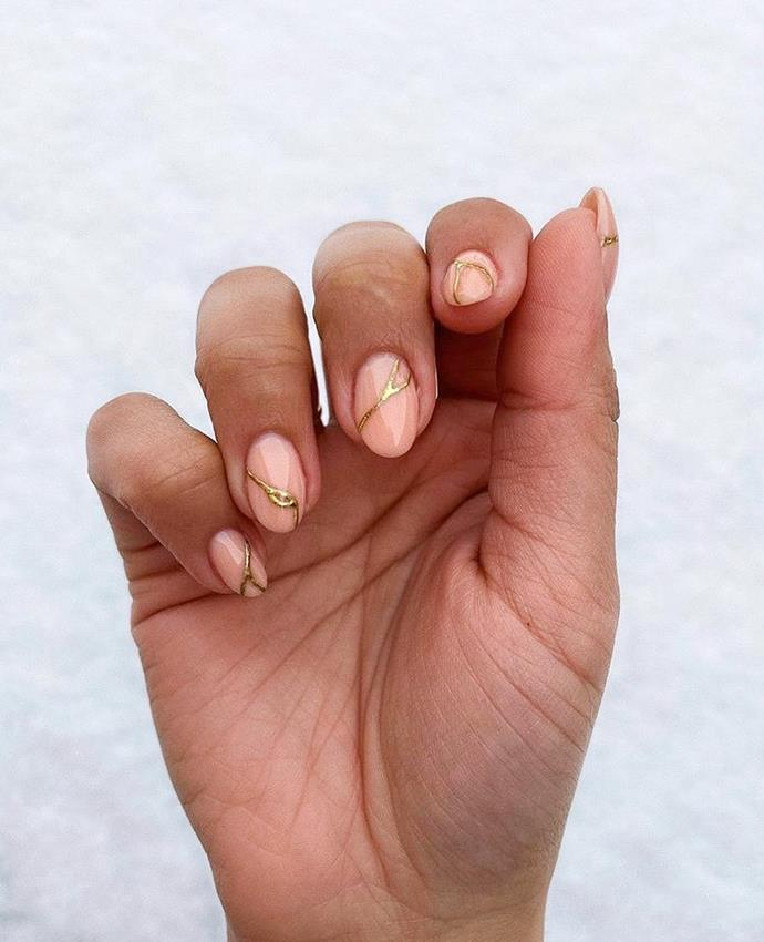 "**Japanese Gel Nails**<br><br>  While they've been a mainstay in Japan for quite some time, [Japanese gel nails](https://www.elle.com.au/beauty/japanese-gel-nails-22867|target=""_blank"") are fasting gaining popularity on the international beauty scene, particularly in L.A. and New York City. As for what makes them different to regular gels? These ones last as long as four weeks, if not longer, and unlike other soft gels, can be used to build nail extensions. Japanese gel nails also use cosmetic grade pigment, making them perfect for single coat coverage and nail art, all while providing the strength of a hard gel sans the bulk.<br><br>  *Image via [@donna_cao](https://www.instagram.com/donna_cao/