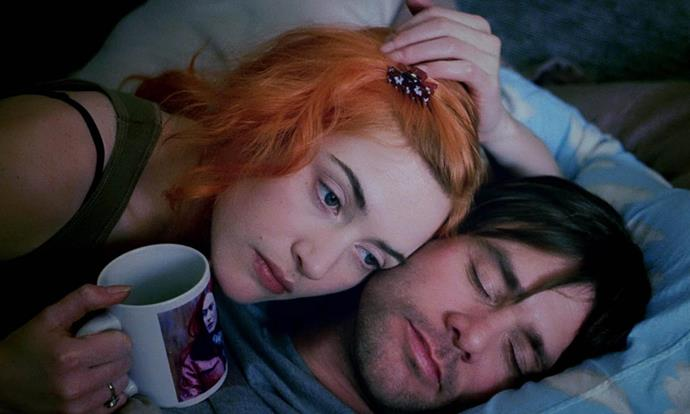 ***Eternal Sunshine of the Spotless Mind*** **(14/2/2020)**<br><br>  When their relationship turns sour, a couple undergoes a medical procedure to have each other erased from their memories.