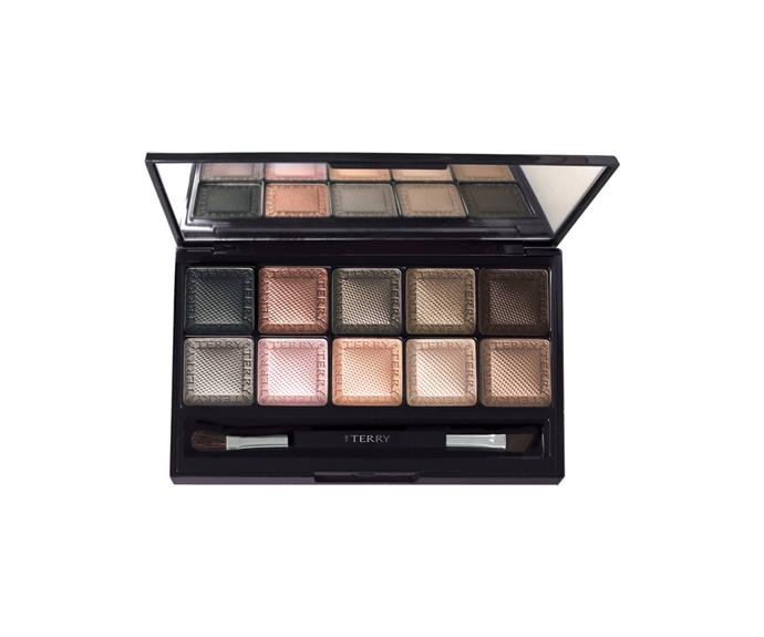 "**Eye Designer Palette in Smokey Nude by By Terry, $146 at [MECCA](https://www.mecca.com.au/by-terry/eye-designer-palette/V-021362.html|target=""_blank"")**<br> An ashy edit of buttery soft shadows almost too pretty to use. Almost."