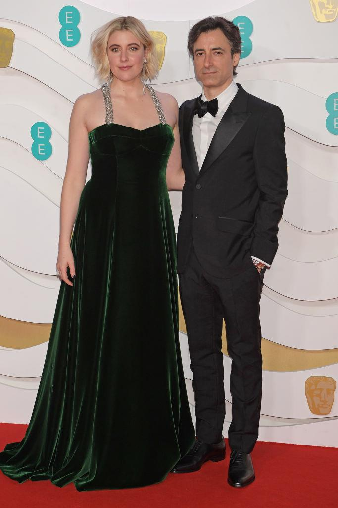 Greta Gerwig and Noah Baumbach