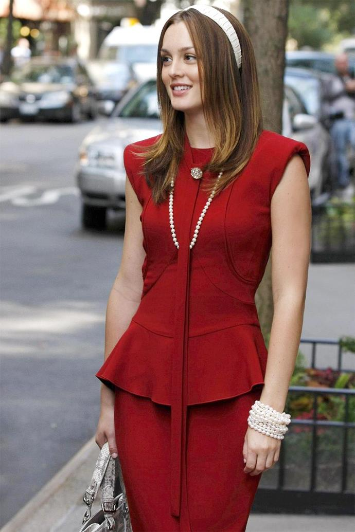 """**SCORPIO: Blair Waldorf from** ***Gossip Girl***<br><br>  Secretive, strategic and extremely passionate, Queen B is arguably the archetype for the ultimate Scorpio (even the show's writers [think so](https://www.vulture.com/2012/12/gossip-girl-insiders-pay-tribute-to-the-reality-index.html