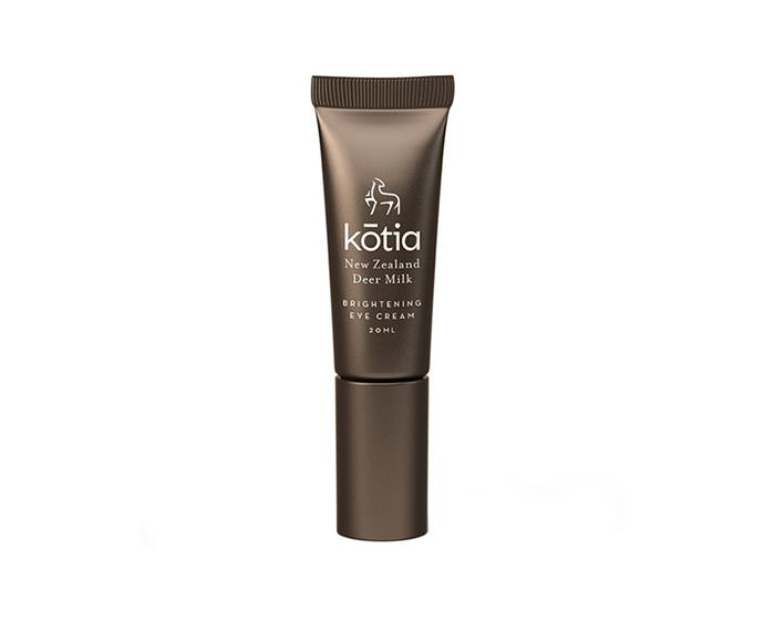 """**Brightening Eye Cream by Kōtia, $54.99 at [Priceline Pharmacy](https://www.priceline.com.au/kotia-brightening-eye-cream-20-ml