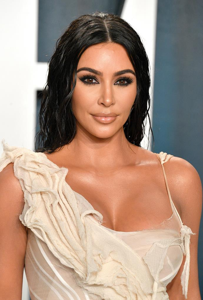 **Kim Kardashian**