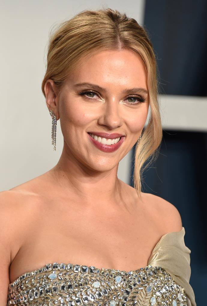**Scarlett Johansson**