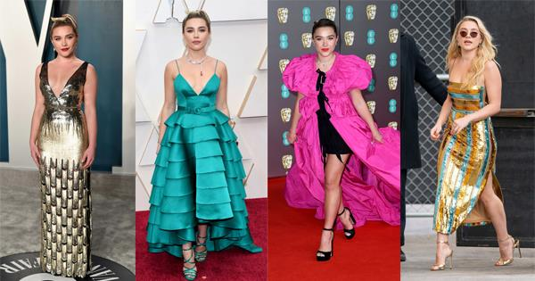 2020 Was The Year Florence Pugh Became A Fashion Pro