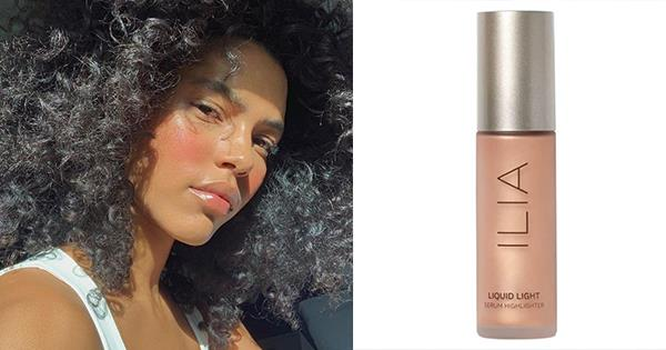 The Highlighting Hack For An All Over Natural Glow