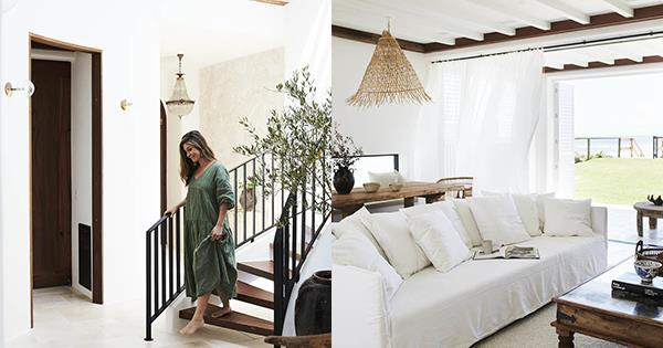 Inside the Light-Filled Beach Home of Grace Loves Lace's Founder