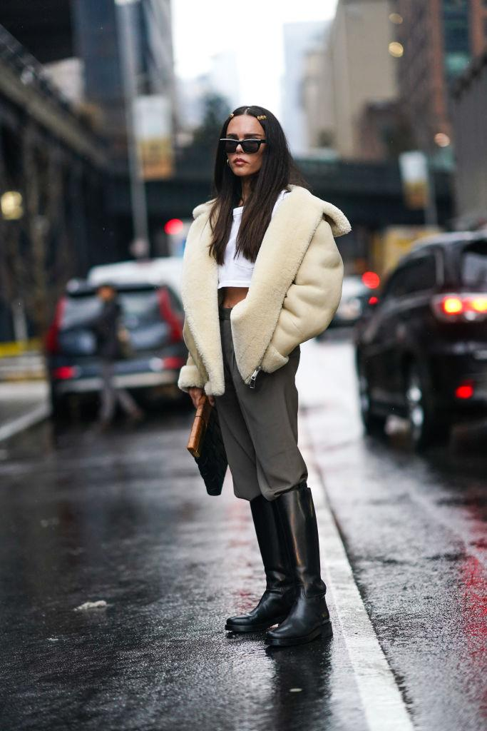 **Shearling Cocoons**<br><br>