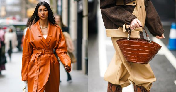 5 Winter Fashion Trends We're Already Dying To Wear, Thanks To The Stunning Street Style At NYFW