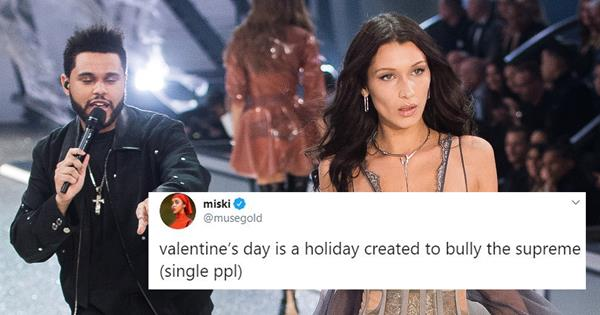 The Best Valentine's Day Memes For Single People Because What Is Love Anyway