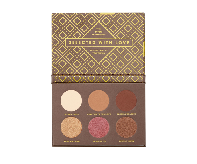"""**Cocoa Blend Palette by Zoeva, $28 at [Sephora](https://www.sephora.com.au/products/zoeva-cocoa-blend-palette/v/travel-size