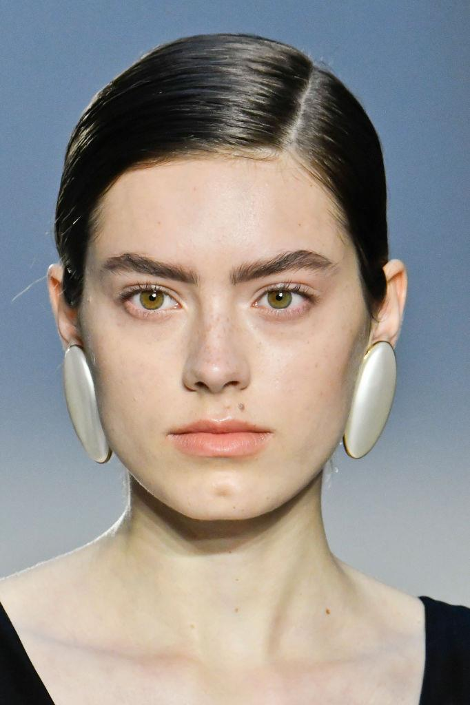 Jewellery at JW Anderson autumn/winter '20.