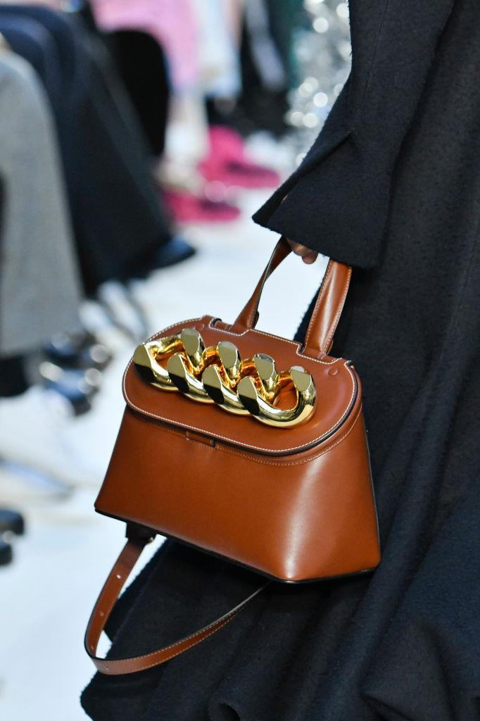 Accessories at JW Anderson autumn/winter '20.